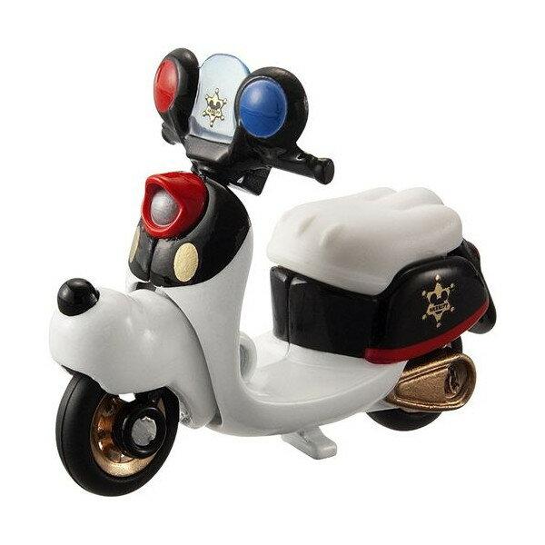 【真愛日本】13041300008TOMY車-夢幻米奇警察摩托   迪士尼 米老鼠米奇 米妮  機車模型 正品