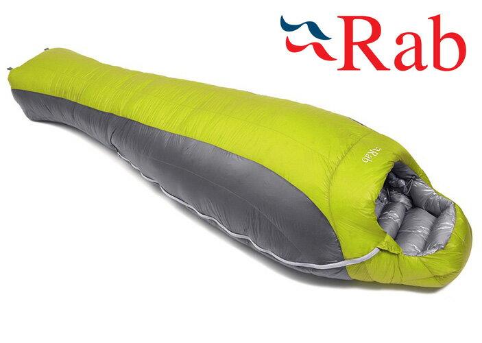 【鄉野情戶外用品店】 Rab  英國  INFINITY 300 超輕量羽絨睡袋/直式隔間設計 850FP/QSI-14 (適溫-2°C)