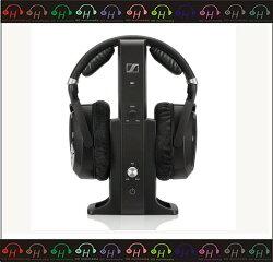 弘達影音多媒體 聲海SENNHEISER RS185 無線耳機組 宙宣公司貨 保固兩年