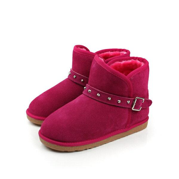 靴子 紅 童 no180