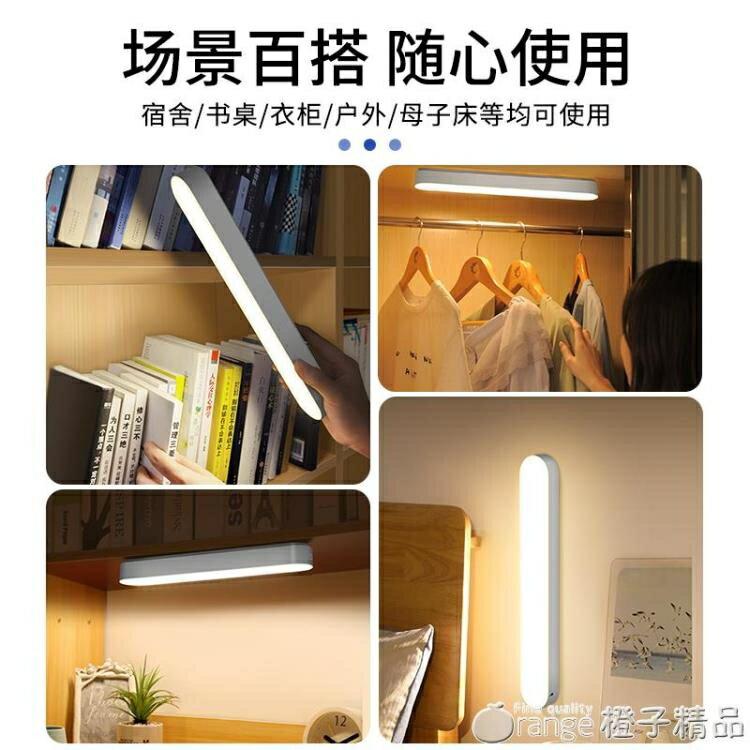 小台燈護眼書桌大學生LED宿舍充電插電學習專用神器床頭酷斃燈管 快速出貨 雙12購物節