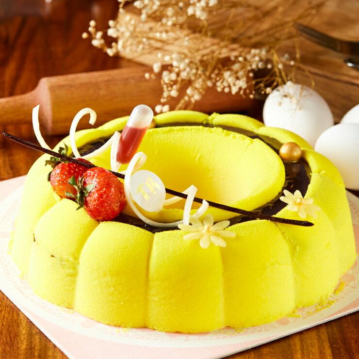【旅行 Traveler 烘焙】客製慕斯蛋糕8吋 0