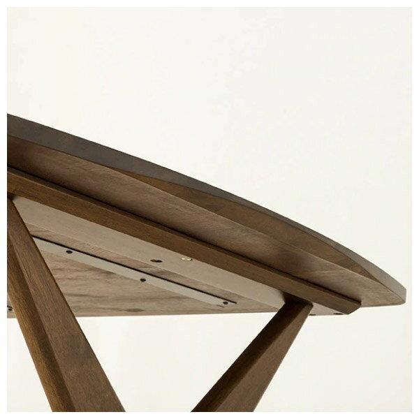 ◎橡膠木質餐桌椅四件組 RELAX 160 MBR / TBL NITORI宜得利家居 4