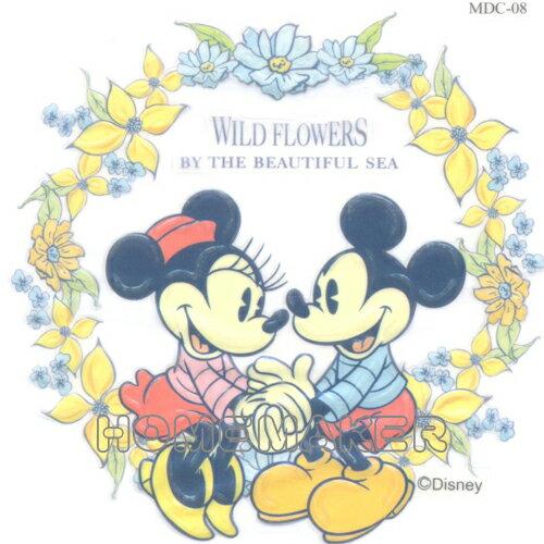 Disney 立體轉印貼紙 HS-MDC08