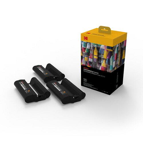 MY DC數位相機館:(限時優惠)KODAK柯達相印紙4x6相片紙含墨盒*120張(PHC-120)(PD-450W專用)