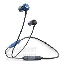 【曜德☆送絨布袋☆超商取貨&宅配免運】AKG Y100 WIRELESS 藍色 無線藍牙耳機 8Hr續航力 磁吸設計