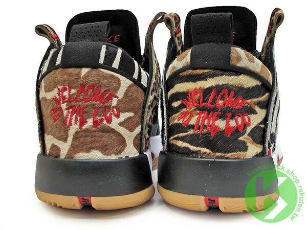 2020 史上最輕 限定販售 NIKE AIR JORDAN XXXIV 34 TATUM PE GS JAYSON WELCOME TO THE ZOO 大童鞋 女鞋 豹紋 動物園 新一代 ECLIPSE PLATE 避震科技傳導 前 ZOOM 籃球鞋 AJ (DA4451-900) ! 4