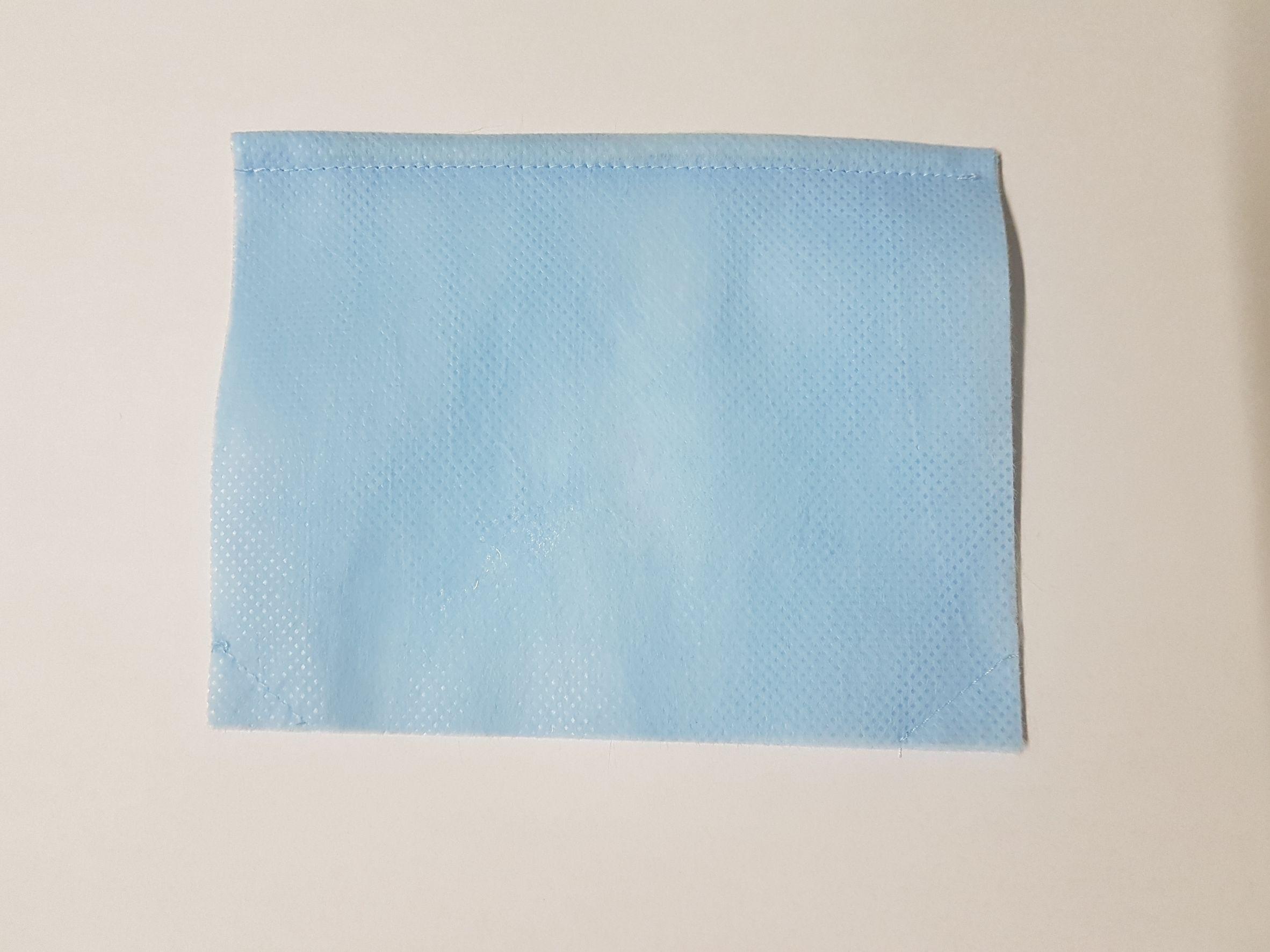 MIT台灣製造 獨家升級加厚伏貼式 雙層防潑水長效不織布口罩墊 一組8片裝 可當口罩墊 延長口罩使用時間 1