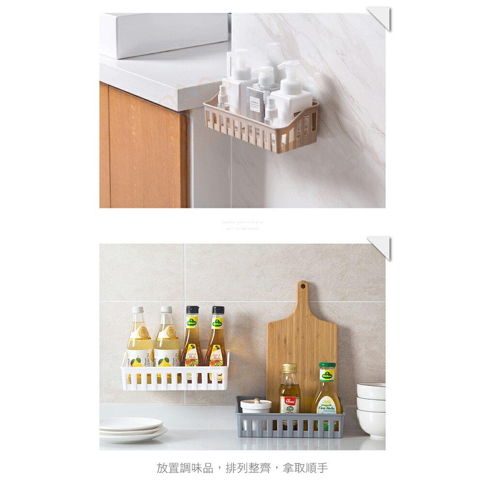 ORG《SD1536》無痕免打孔~底部瀝水 收納架 置物架 收納盒 置物盒 浴室 / 衛浴 廚房 瀝水架 瀝水籃 收納籃 6