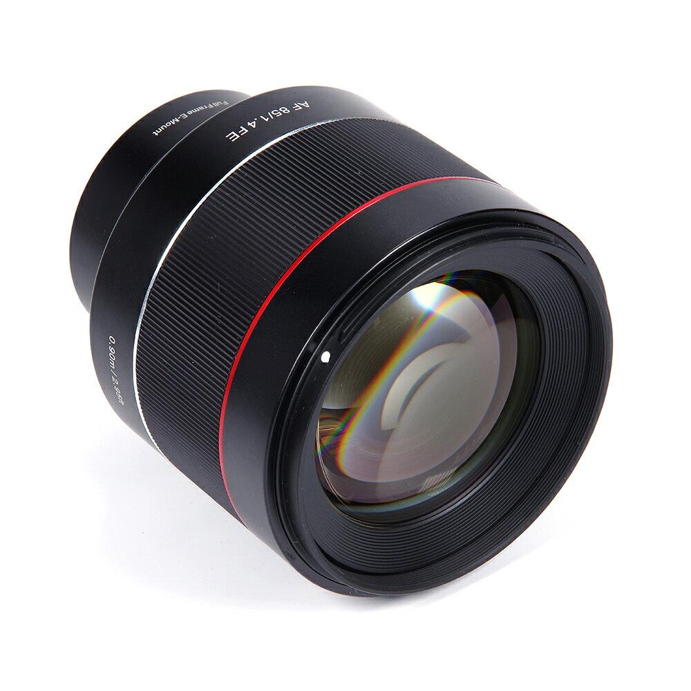 .. SAMYANG AF 85mm F1.4 FE 大光圈 人像鏡 自動對焦 For Sony FE E-Mount A7 正成公司貨 一年保固