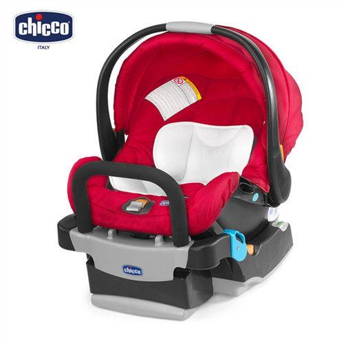 義大利【Chicco】Key Fit手提式安全汽座(汽車安全座椅)-3色 1