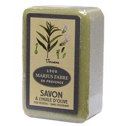 Organic 綠草如茵 無毒 養身 有機:法鉑天然草本-馬鞭草橄欖皂250g