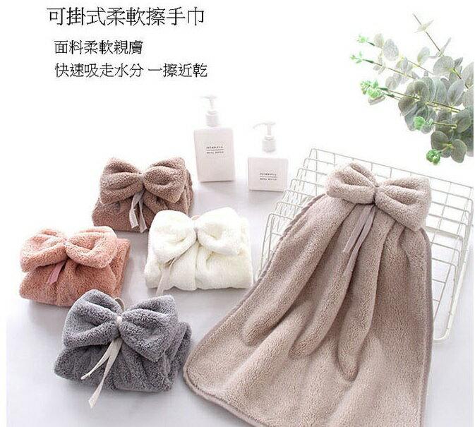 PS Mall 可愛掛式擦手巾超強吸水廚房擦手帕33*33CM【J1749】 5