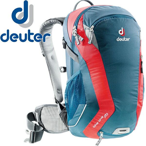 【露營趣】中和 deuter 32082 Bike One 20L 登山背包 旅遊背包 自行車背包 休閒背包