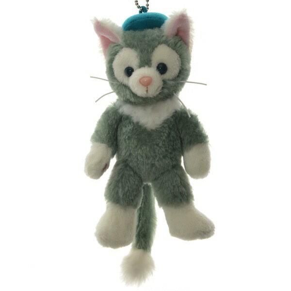 預購 東京迪士尼海洋 Gelatoni 畫筆貓 站姿吊飾15cm