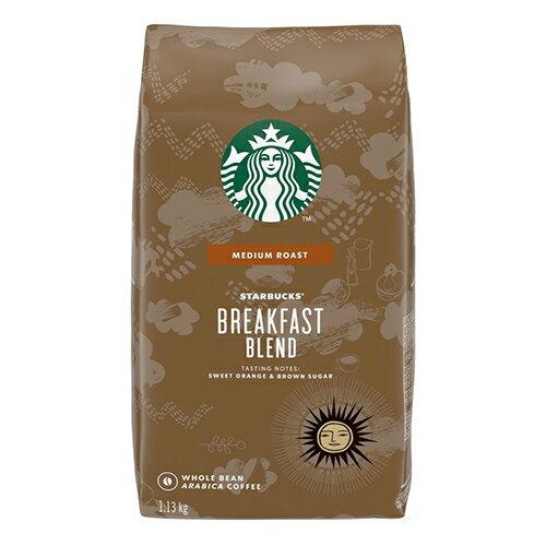 【現貨】STARBUCKS 早餐綜合咖啡豆 1.13公斤
