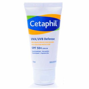 Cetaphil舒特膚 極緻全護低敏防曬霜 50ml [橘子藥美麗]