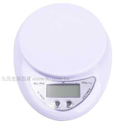 【九元生活百貨】HL-6878電子秤 料理秤