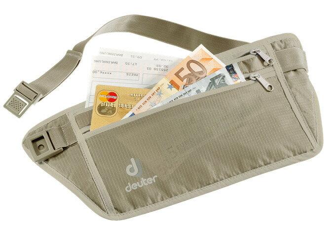 【鄉野情戶外用品店】 Deuter |德國| Security Money Belt 珍珠腰包/旅行袋 藏錢腰包 證件袋 隨身袋/39230