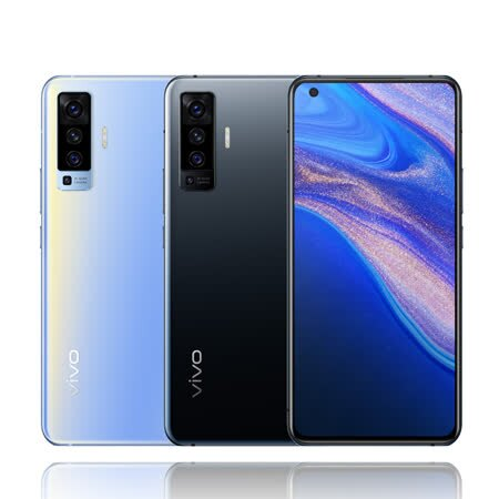 VIVO X50 (8G/128G) 6.56吋極點全螢幕 5G上網手機  贈『9H鋼化玻璃保護貼*1』