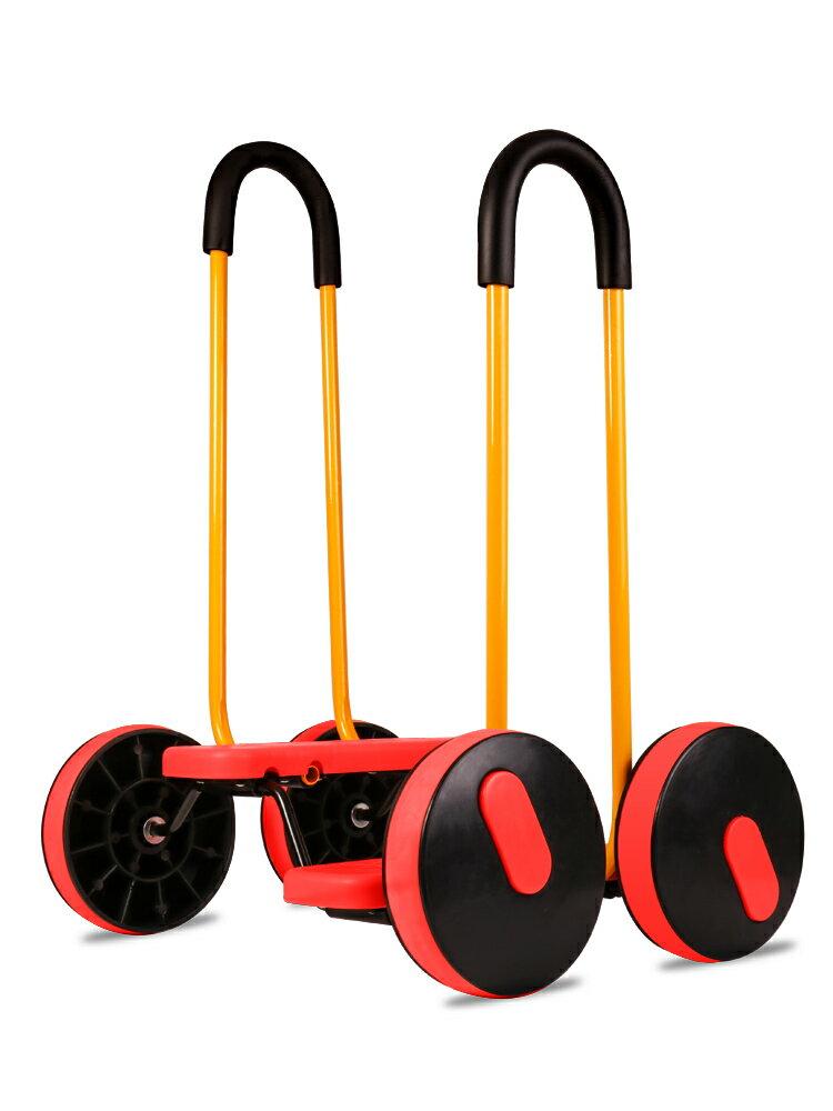兒童感統訓練器材平衡踩踏車幼兒園前庭覺家 雙11狂歡