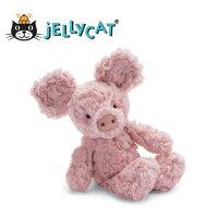 彌月玩具與玩偶推薦到★啦啦看世界★ Jellycat 英國玩具 / 18公分大耳豬 玩偶 彌月禮 生日禮物 情人節 聖誕節 明星 療癒 辦公室小物就在Woolala推薦彌月玩具與玩偶