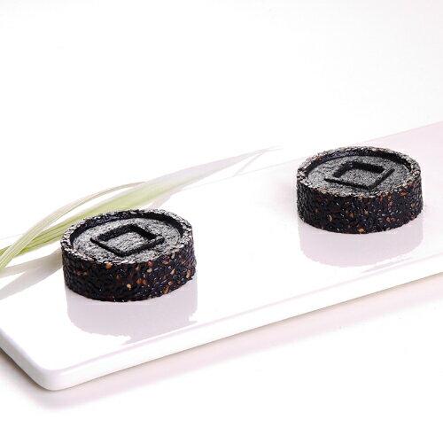 【九品元】頂級黑芝麻糕(9入/盒) x2盒 2