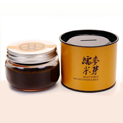 【九品元】特選手工糯米麥芽(300g/罐) x 2罐 0
