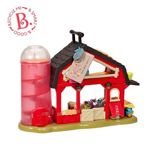 【淘氣寶寶】美國B.Toys感統玩具 -農村曲 (搖滾動物農莊)