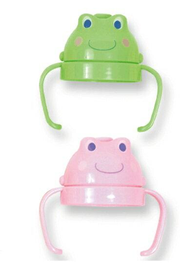 【淘氣寶寶】DOOBY 大眼蛙 神奇喝水杯 替換杯蓋(有卡通圖樣)【保證原廠公司貨】