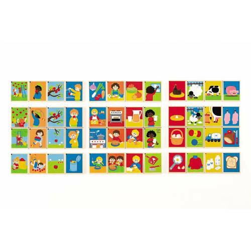 【淘氣寶寶】德國【Hape愛傑卡】親子教育系列主題算數遊戲 包裝尺寸:22X6X22 CM