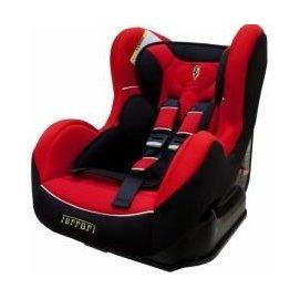 【淘氣寶寶】法國原裝法拉利旗艦0~4歲安全汽座 -紅FB00299【公司貨/保固一年】
