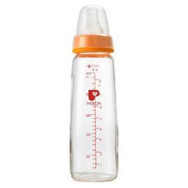 【淘氣寶寶】貝親 PIGEON 母乳實感一般口徑玻璃奶瓶200ml