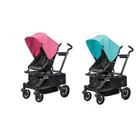 【淘氣??●福利品(商品全新無落地/但無原廠紙箱)】2015年最新款 G3 Orbit baby 360度 旋轉嬰兒雙向手推車(藍色)【公司貨】