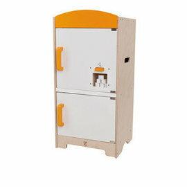 【淘氣寶寶】德國 Hape 愛傑卡 角色扮演廚房系列大型冰箱