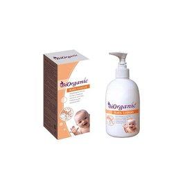 【淘氣寶寶】法國原料生產製造 寶兒有機嬰兒潤膚乳液250ml【無人工色素、香精】