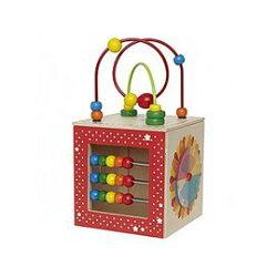 【紫貝殼】德國Hape愛傑卡 幼兒學習盒