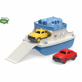 【淘氣寶寶】美國greentoys感統玩具-大口魚渡輪Ferryboat【檢驗符合最高安全標準沒有外部塗料,保證無毒】