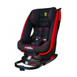 【淘氣寶寶】法國 Ferrari 法拉利 Iso-fix成長型汽座FR00359適合9-18公斤(本身座椅可安全帶安裝/若需ISOFIX安裝,需另購底盤)【保證原廠】