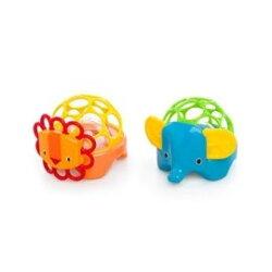 【淘氣寶寶】美國Kids II Oball洞動動物球 魔力洞動球.洞洞球【KI81517】