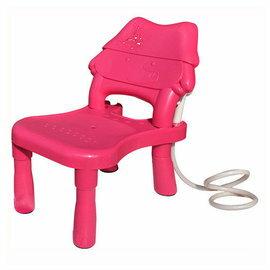 【淘氣寶寶】【CHING-CHING親親】好娃椅/洗髮椅(粉) (HC-03 p22)