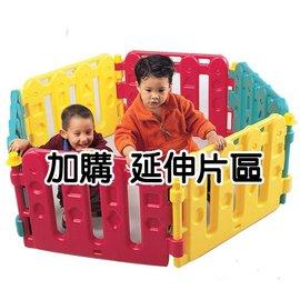 【淘氣寶寶】【CHING-CHING親親】加購 PY-01 兒童安全遊戲 圍欄/柵欄 - 單片加板 (一般延伸片、基本門欄片)