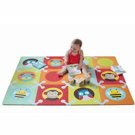 【淘氣寶寶】美國 Skip Hop Playspot 寶寶無毒遊戲地墊/巧拼 -動物地墊【保證公司貨●品質有保證】