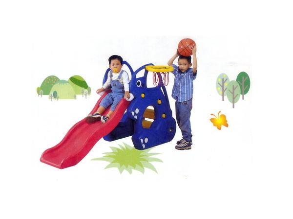 【淘氣寶寶】【CHING-CHING親親】大象溜滑梯 『SL-02A P01』