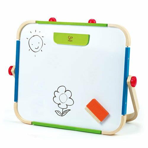 【淘氣寶寶】德國Hape愛傑卡 生活互動系列-多功能小畫板.兒童繪畫.3歲以上.新品登場