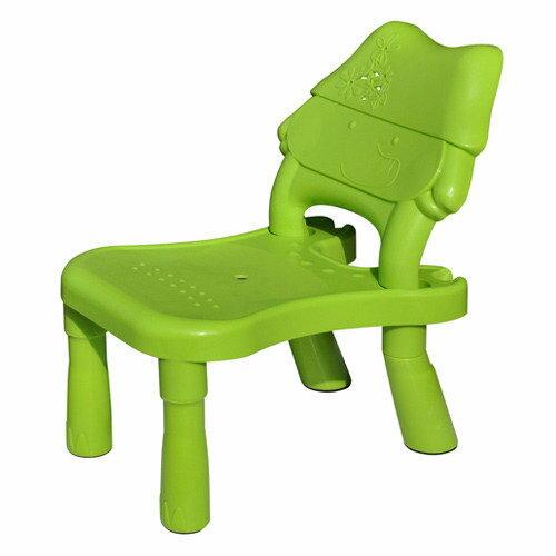 【淘氣寶寶】【CHING-CHING親親】好娃椅/洗髮椅(綠) (HC-03 p22)