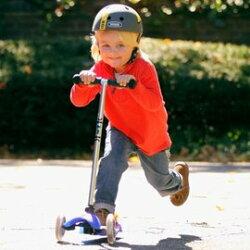 【紫貝殼】瑞士 Micro Mini 兒童滑板車【適合年齡 :3歲~5歲】