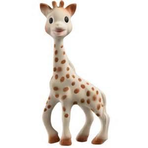 【淘氣寶寶】【法國Vulli】蘇菲長頸鹿616324