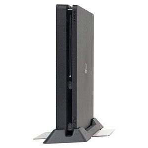 [刷卡價] PS4 HORI PS4-085 防傾倒主機直立架 黑色 (CUH-2000?用)