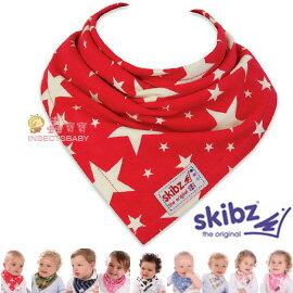 +蟲寶寶+【英國skibz】(現+預)多款花色 寶寶更有型!!! 時尚經典領巾/口水巾-小牛仔